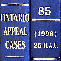 Richmond (1995), 85 O.A.C. 379 (Ont. Div. Ct.)