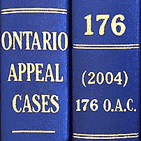 Megens costs (2003), 176 O.A.C. 296 (Ont. Div. Ct.)