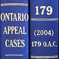 McKay-Clements (2003), 179 O.A.C. 288 (Ont. Div. Ct.)