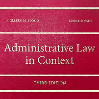 Administrative Law in Context (3rd ed., 2018) - Flood & Sossin - cites McNamara
