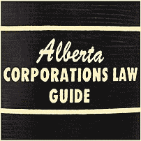 Alberta Corporations Law Guide - Haynes - cites St Lawrence 7 times