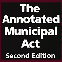 Annotated Municipal Act (2nd ed.) - Auerback & Mascarin - sums Amberwood; sums Kawartha Downs