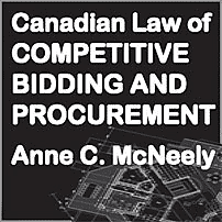 Canadian Law of Competitive Bidding - McNeely - cites Symtron (No1)