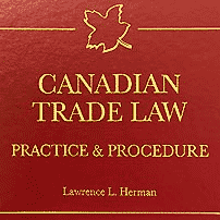Canadian Trade Law - Herman - sums Symtron (No1)