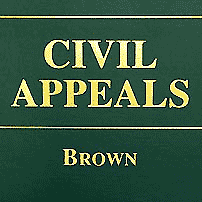 Civil Appeals - Brown - cites Amberwood & Richmond