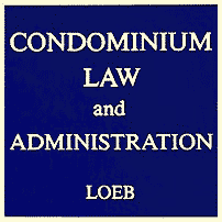 Condominium Law & Administration (2nd ed.) - Loeb - discusses Amberwood