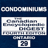 Condominiums - CED Ont. (4th ed.) - Loeb - sums Amberwood