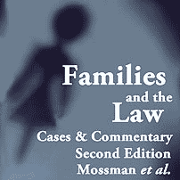 Families & The Law (2nd ed.) - Mossman et al. - cites Kraft