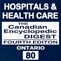 Hospitals &Health Care - CED Ont (4th ed.) - Maragh - cites Richmond