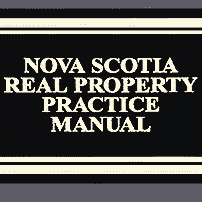 Nova Scotia Real Property Practice Manual - McIntosh - cites Claussen 3 times