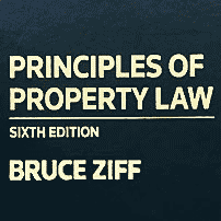 Principles of Property Law (6th ed.) - Ziff - discusses Amberwood