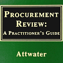 Procurement Review: A Practitioner's Guide - Attwater - discusses Symtron (No1)