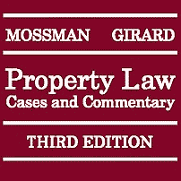 Property Law Cases (3rd ed.) - Mossman & Girard - discusses Amberwood