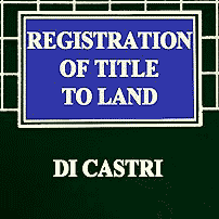 Registration of Title to Land - Di Castri - cites Morray twice; cites Amberwood; sums TDSB