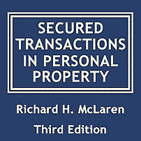 Secured Transactions in Personal Property (3rd ed.) - McLaren - cites Amberwood twice