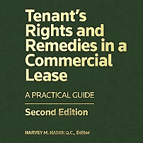 Tenant's Rights & Remedies in a Commercial Lease (2nd ed.) - Haber, ed. - c.4 by Simm discusses Amberwood
