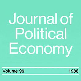 96 Journal of Political Economy 766 (1988) Carr & Mathewson - assisted
