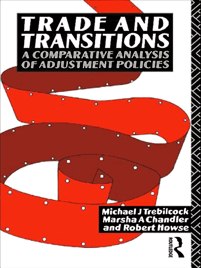 Trade and Transitions - Trebilcock, Chandler & Howse 1991 book assisted