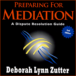 Preparing for Mediation: A Dispute Resolution Guide (2nd ed.) - Zutter - twice cites Feld & Simm 1997 c.10