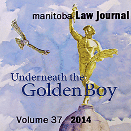 37 Manitoba Law Journal 135-151 (2014) - Isaak paper cites Feld & Simm 1998 three times