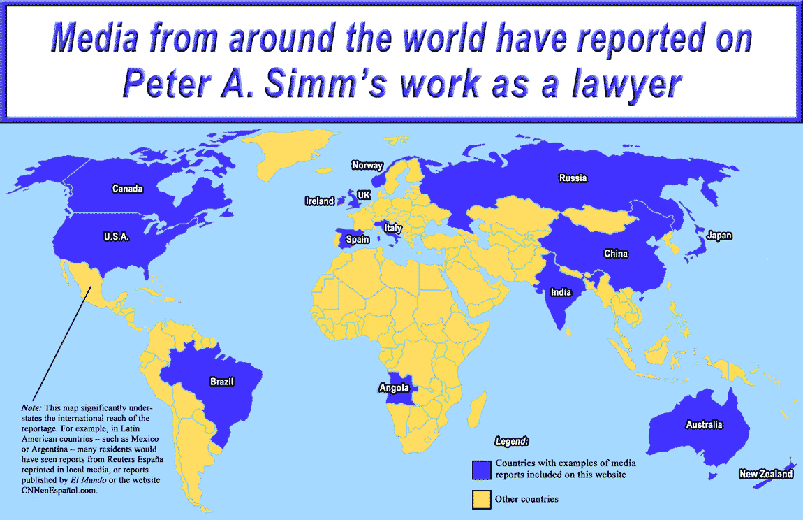 World map of media reports peter a simm ont appellate counsel reports by media from a particular country are available by clicking on the countrys name in the above map a complete set of enlargeable thumbnails of gumiabroncs Gallery