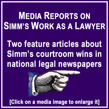 Canadian national legal newspapers