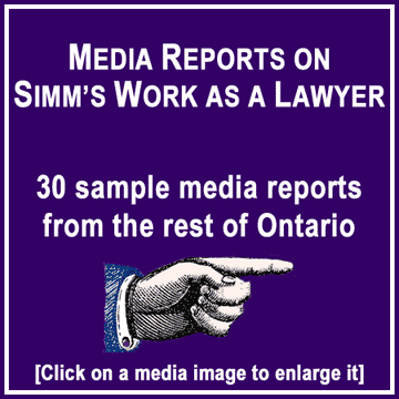 Ontario media (other than Toronto)