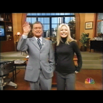 NBC (TV) - Live with Regis & Kelly 2002-09-24 - Charges gone (image2)