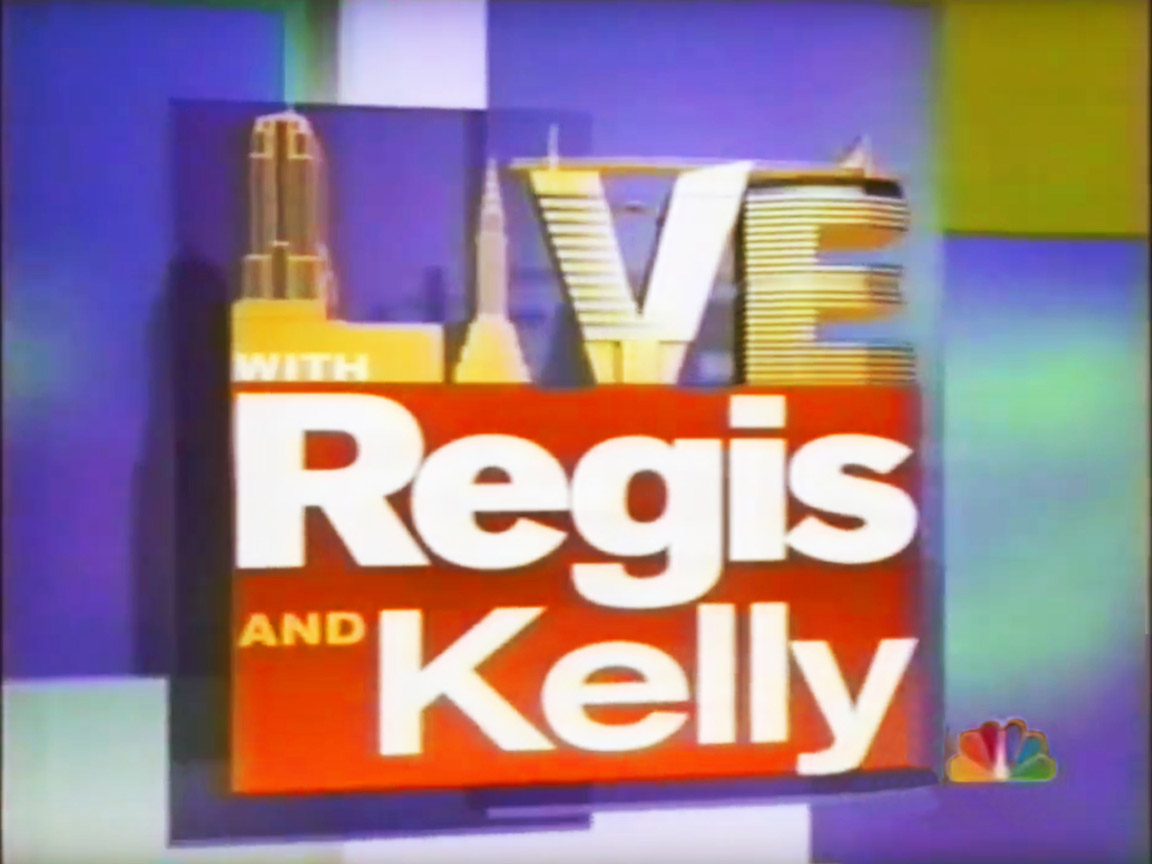 NBC (TV) - Live with Regis & Kelly 2002-09-24 - Charges gone (image1)